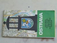 Plán města 1 : 15 000 - Ostrava (1983)