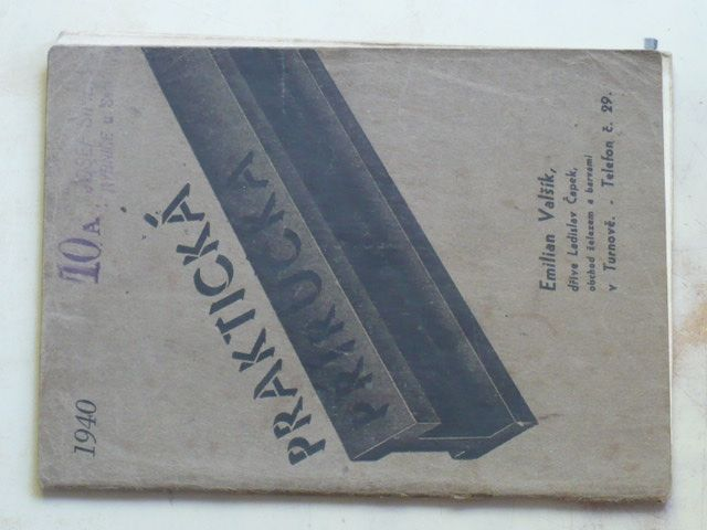 Praktická příručka (1940)