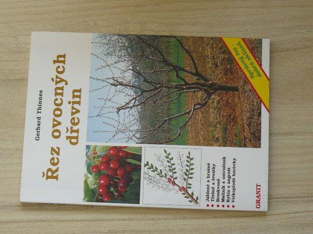 Thinnes - Řez ovocných dřevin (1997)