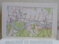 Vodácká a rybářská mapa Lužnice (1957) 1 : 30 000