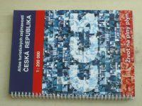 Atlas turistických zajímavostí - Česká republika 1 : 200 000 (2002)