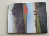 Hauner - Česká krajina (1986) česko-rusko-německo-francouzko-německy