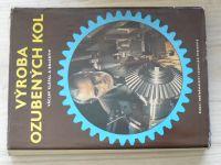Klepal a kol. - Výroba ozubených kol (1959)