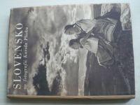 Slovensko vo fotografii Karola Plicku (1953) slovensky