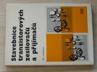 Svoboda - Stavebnice tranzistorových zesilovačů a přijímačů (1973)
