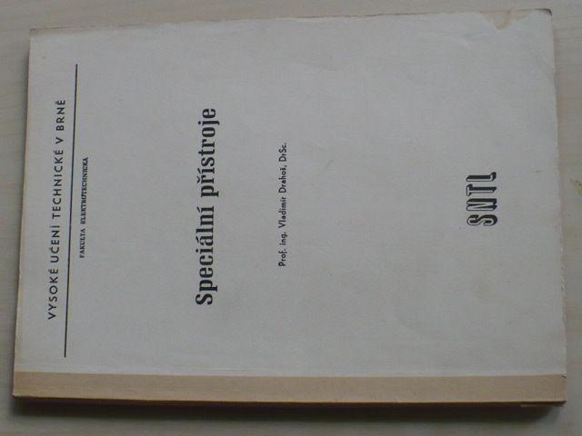 Drahoš - Speciální přístroje (1971)