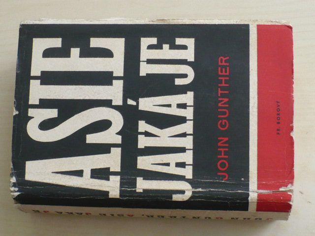 Gunther - Asie jaká je (1947)