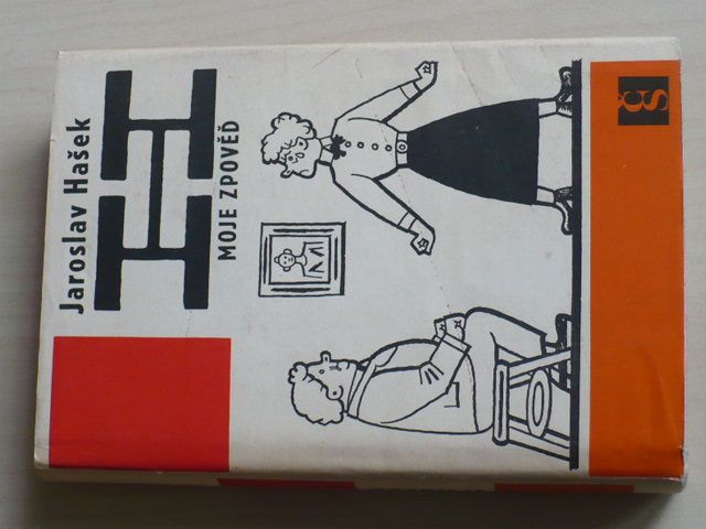 Hašek - Moje zpověď (1968)