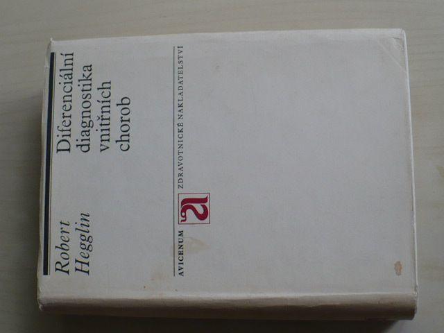 Hegglin - Diferenciální diagnostika vnitřních chorob (1972)