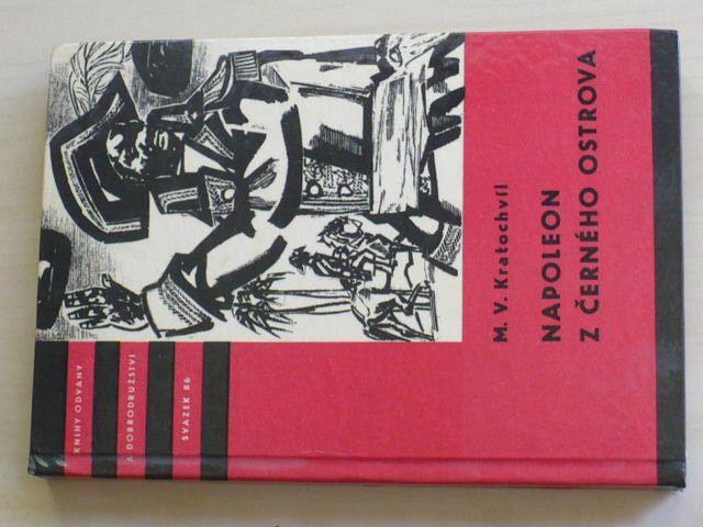 Kratochvíl - Napoleon z Černého ostrova (1966) KOD 86