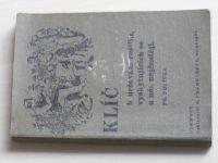 Polívka - Klíč k určování rostlin vyskytujících se u nás nejčastěji (1935)