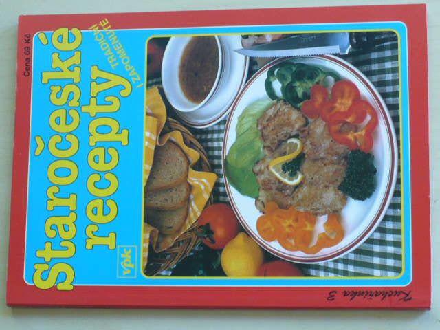 Staročeské recepty tradiční i zapomenuté (1999)