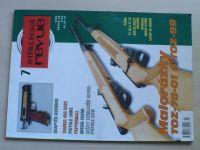 Střelecká revue 1-12 (2003) ročník XXXV. (chybí čísla 1-4, 8 čísel)