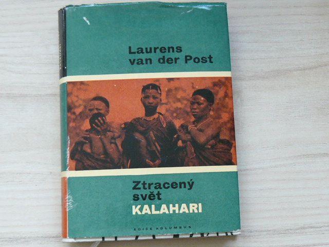 van der Post, Laurens - Ztracený svět Kalahari (1967)