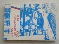 Čermák - Sedm olomouckých dnů 1968 (1990)