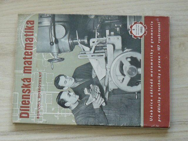 Dobrovolný - Dílenská matematika (1951)