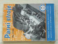 Ing. Klág - Parní stroje - Výpočet, konstrukce, montáž a obsluha... (1951)