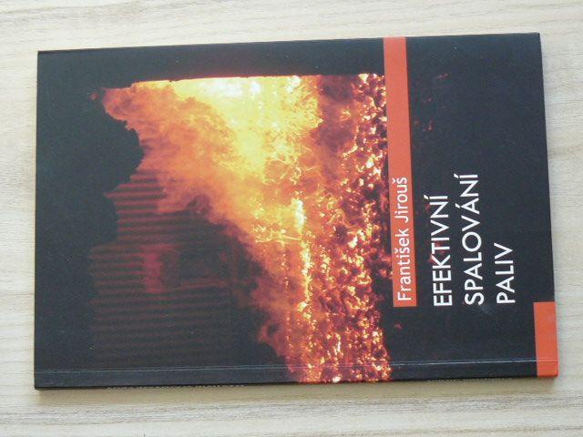 Jirouš - Efektivní spalování paliv (2013)