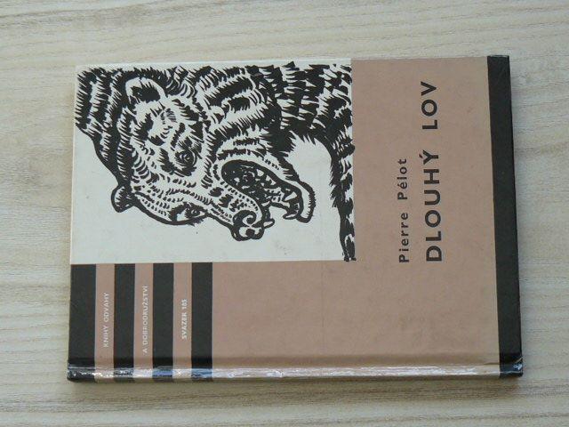 KOD 185 - Pélot - Dlouhý lov (1990)