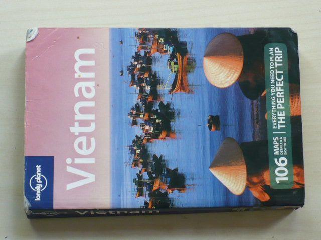 Lonely Planet - Ray, Balasingamchow, Stewart - Vietman - 106 map (2009) anglicky