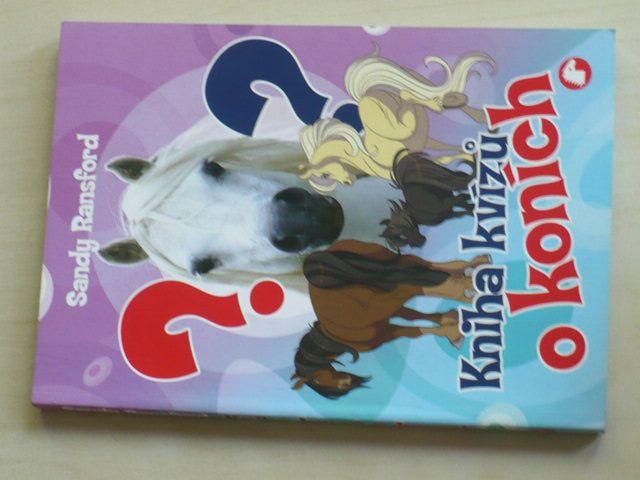 Ransford - Kniha kvízů o koních (2010)