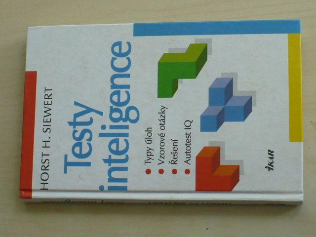 Siewert - Testy inteligence (1996)