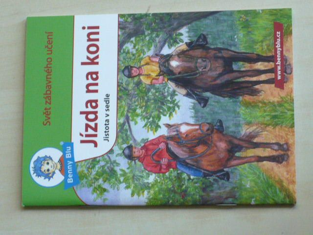 Svět zábavného učení - Jízda na koni - Jistota v sedle (2009)