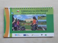 Cyklotrasy na jižní Moravě - Pálava a Lednicko - valtický areál (2011)