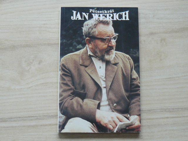 Pětsetkrát Jan Werich (1995) sest. Chromý