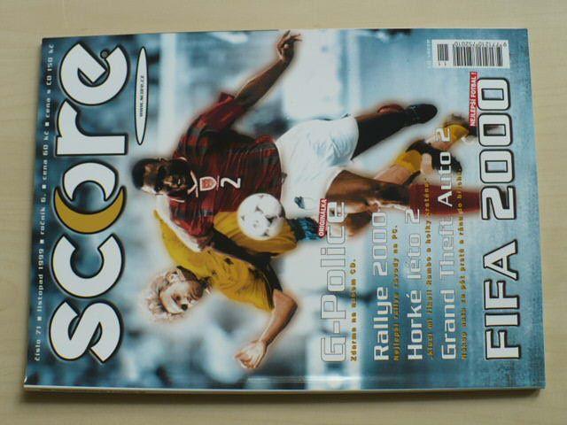 Score 11 (1999) ročník VI.