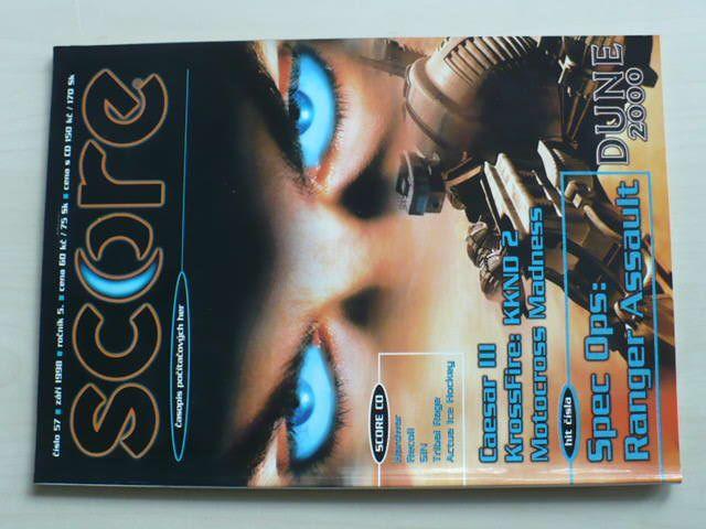 Score 9 (1998) ročník V.