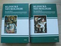 Bednařík, Ambler, Růžička a kol. - Klinická neurologie, část speciální I. II. (2010) 2 knihy