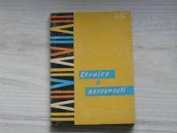 Bosák - Rovnice a nerovnosti (SPN Bratislava 1963) slovensky