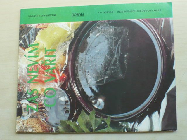 Kudrna - Zas nevím co vařit (1991)