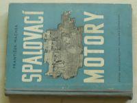 Machek - Spalovací motory (1954)