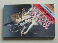Meissner - Korzár Marten - Černá vlajka; Červené kříže; Zelená brána 1-3 (1989-90) 3 knihy