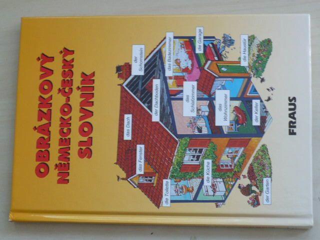 Obrázkový německo-český slovník (1992)