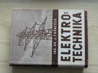 Trůneček - Elektrotechnika (Hokr 1946)
