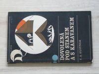 Elstner - Dovolená pod stanem a s karavanem (1970) il. F. Škoda