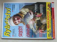Rybářství 1-12 (2011) chybí číslo 10 (11 čísel)