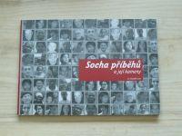 Socha příběhů a její kameny (2008) ed. Ivo Mludek, fotografie