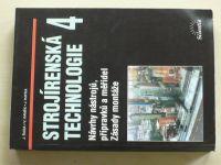 Strojírenská technologie 4 - Návrhy nástrojů, přípravků a měřidel, Zásady montáže (2003)
