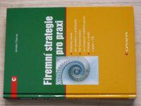 Charvát - Firemní strategie pro praxi (2006)