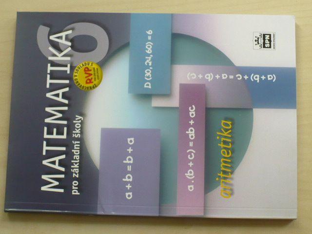 Matematika pro základní školy - Aritmetika (2019)