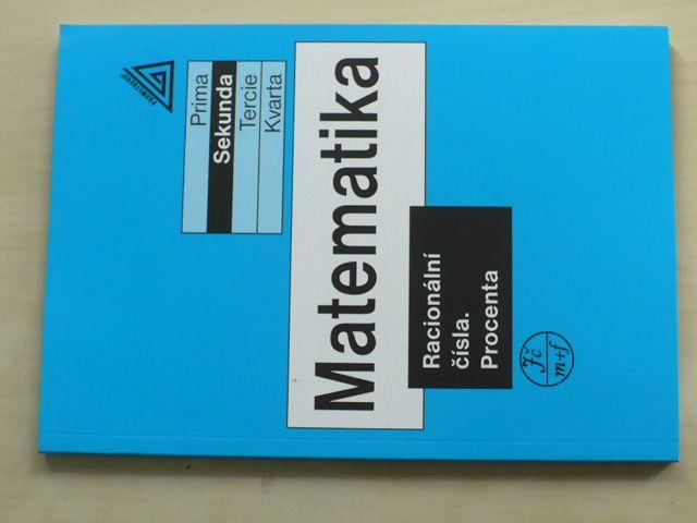 Matematika - Racionální čísla. Procenta - Sekunda (1994)