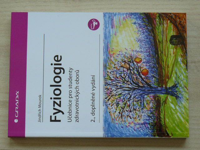 Mourek - Fyziologie - učebnice pro studenty zdravotnických oborů (2019)