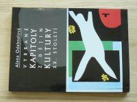 Odehnalová - Vybrané kapitoly z dějin kultury XX. století (2001)