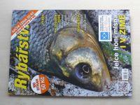 Rybářství 1-12 (2015) chybí čísla 1, 8-9 (8 čísel)