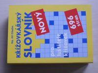 Cibulka - Křížovkářský slovník pro luštitele křížovek (2003)