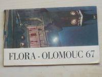 Flora Olomouc 1967